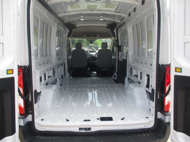 2018 Transit 250 Med Roof 4x2,  Empty Cargo Van #F180417 - photo 2