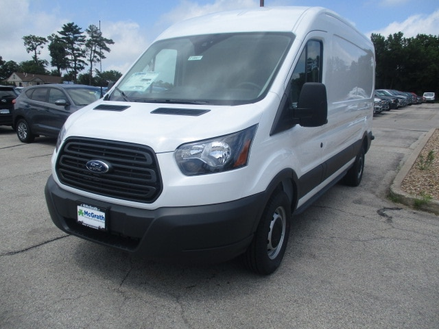 2018 Transit 250 Med Roof 4x2,  Empty Cargo Van #F180417 - photo 4