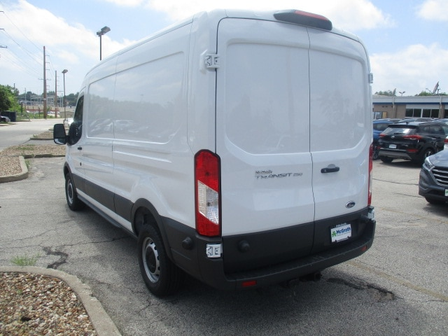 2018 Transit 250 Med Roof 4x2,  Empty Cargo Van #F180417 - photo 8