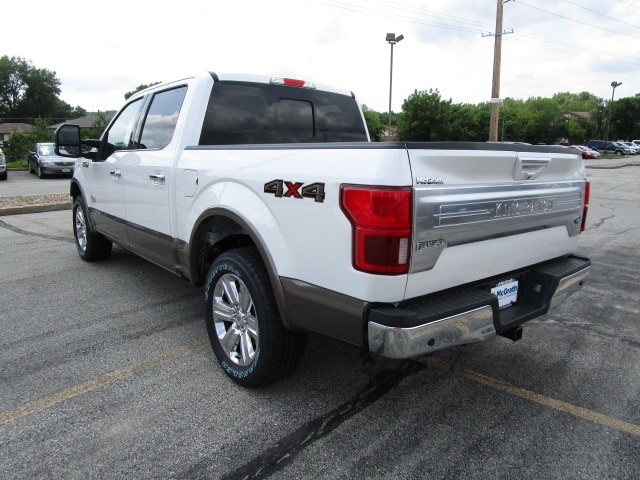 2018 F-150 SuperCrew Cab 4x4,  Pickup #F180423 - photo 8