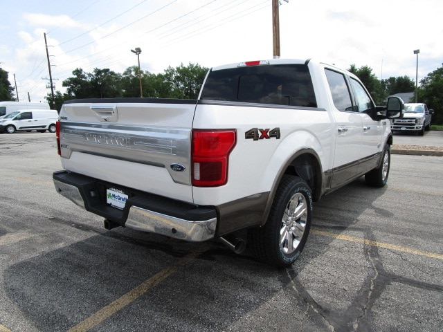 2018 F-150 SuperCrew Cab 4x4,  Pickup #F180423 - photo 2