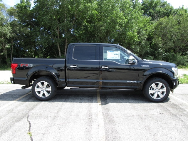 2018 F-150 SuperCrew Cab 4x4,  Pickup #F180431 - photo 10