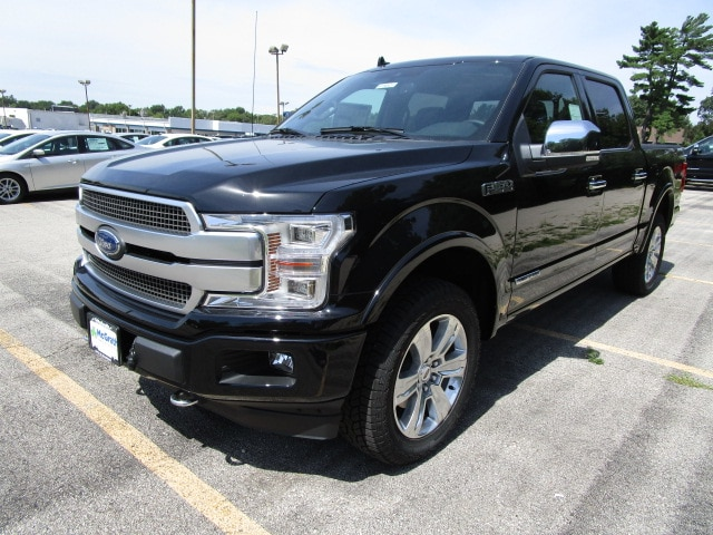2018 F-150 SuperCrew Cab 4x4,  Pickup #F180431 - photo 4