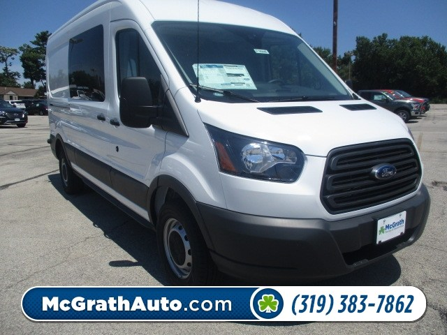 2018 Transit 250 Med Roof 4x2,  Empty Cargo Van #F180448 - photo 1