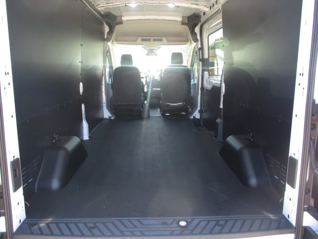 2018 Transit 250 Med Roof 4x2,  Empty Cargo Van #F180448 - photo 2