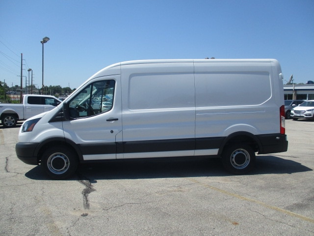 2018 Transit 250 Med Roof 4x2,  Empty Cargo Van #F180448 - photo 7