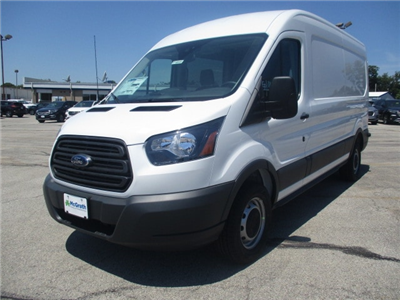 2018 Transit 250 Med Roof 4x2,  Empty Cargo Van #F180448 - photo 4