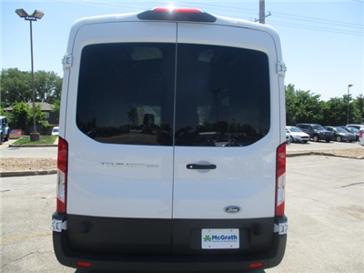 2018 Transit 250 Med Roof 4x2,  Empty Cargo Van #F180448 - photo 9
