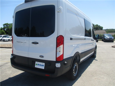 2018 Transit 250 Med Roof 4x2,  Empty Cargo Van #F180448 - photo 10