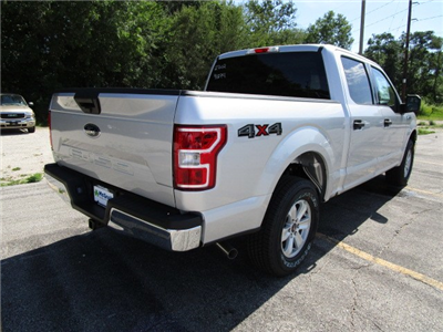 2018 F-150 SuperCrew Cab 4x4,  Pickup #F180465 - photo 2