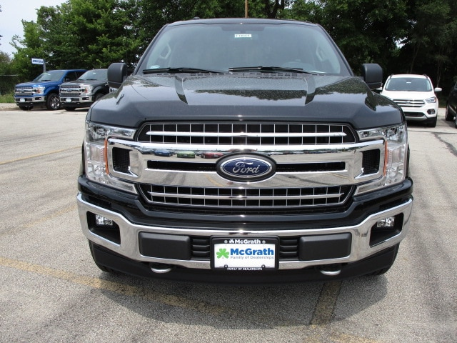 2018 F-150 SuperCrew Cab 4x4,  Pickup #F180478 - photo 3