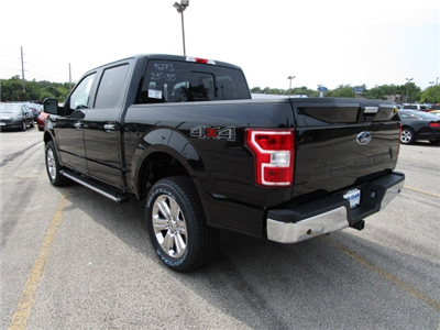 2018 F-150 SuperCrew Cab 4x4,  Pickup #F180478 - photo 8