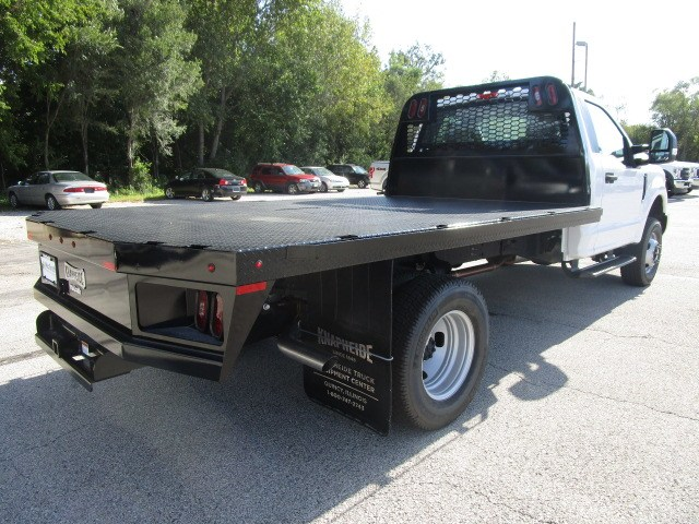 2018 F-350 Regular Cab DRW 4x4,  Knapheide Platform Body #F180515 - photo 2