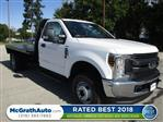 2018 F-350 Regular Cab DRW 4x4,  Knapheide Platform Body #F180515 - photo 1