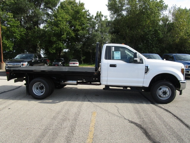 2018 F-350 Regular Cab DRW 4x4,  Knapheide Platform Body #F180516 - photo 10