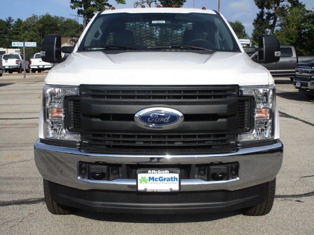 2018 F-350 Regular Cab DRW 4x4,  Knapheide PGNB Gooseneck Platform Body #F180516 - photo 3