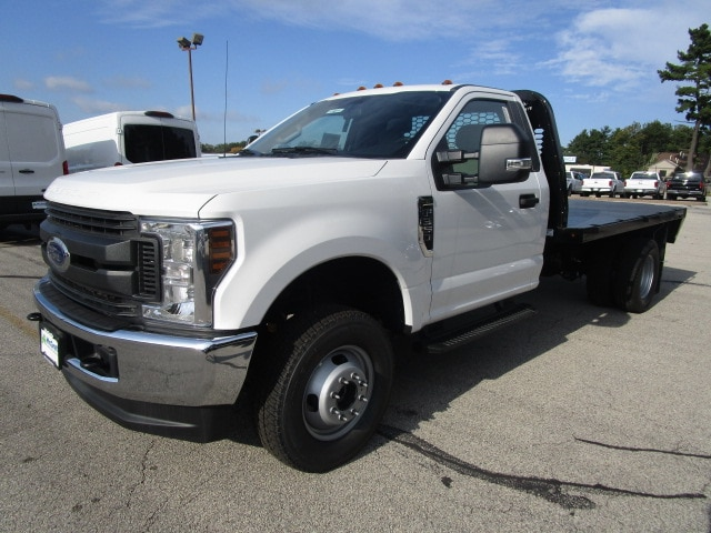 2018 F-350 Regular Cab DRW 4x4,  Knapheide Platform Body #F180516 - photo 4