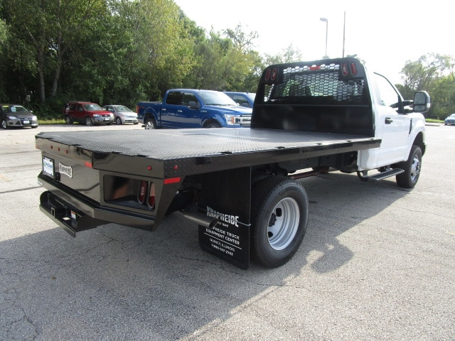 2018 F-350 Regular Cab DRW 4x4,  Knapheide Platform Body #F180516 - photo 2