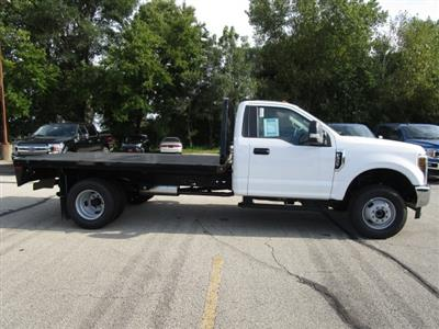 2018 F-350 Regular Cab DRW 4x4,  Knapheide PGNB Gooseneck Platform Body #F180516 - photo 10