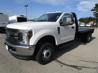 2018 F-350 Regular Cab DRW 4x4,  Knapheide PGNB Gooseneck Platform Body #F180516 - photo 4