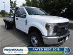 2018 F-350 Regular Cab DRW 4x4,  Knapheide PGNB Gooseneck Platform Body #F180516 - photo 1