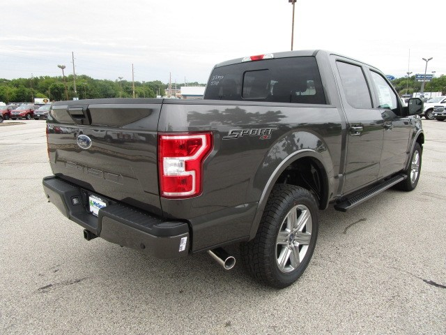 2018 F-150 SuperCrew Cab 4x4,  Pickup #F180533 - photo 2