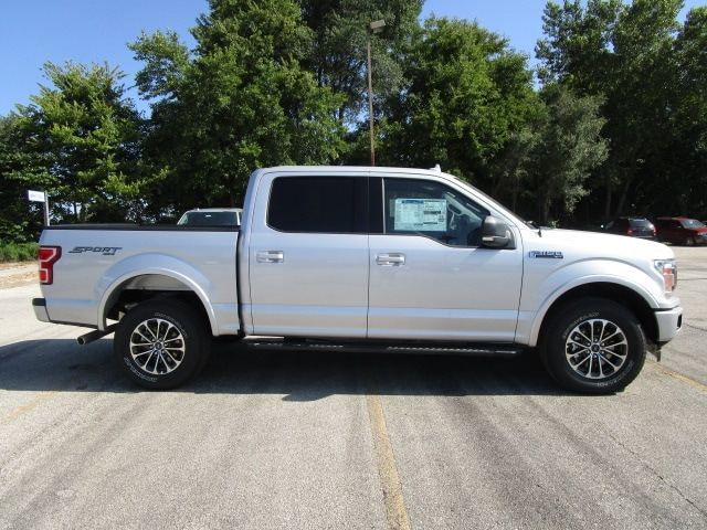 2018 F-150 SuperCrew Cab 4x4,  Pickup #F180541 - photo 10