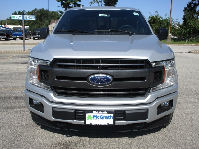 2018 F-150 SuperCrew Cab 4x4,  Pickup #F180541 - photo 3