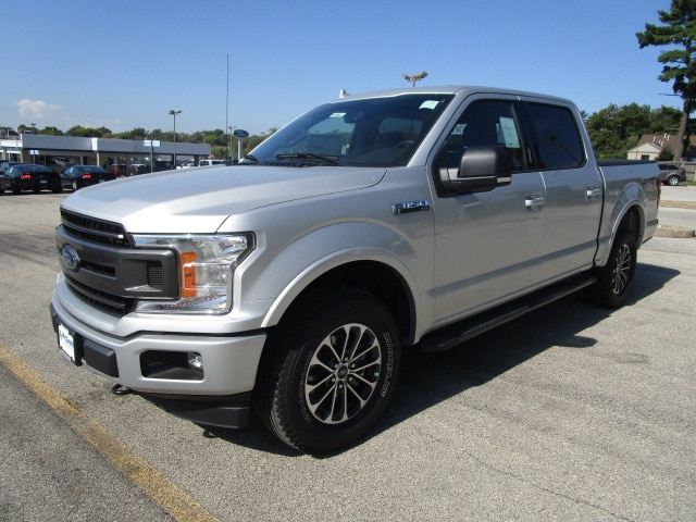 2018 F-150 SuperCrew Cab 4x4,  Pickup #F180541 - photo 4
