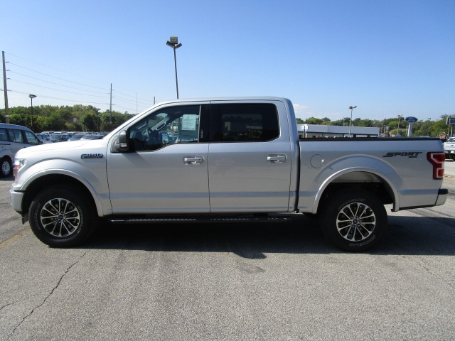 2018 F-150 SuperCrew Cab 4x4,  Pickup #F180541 - photo 7