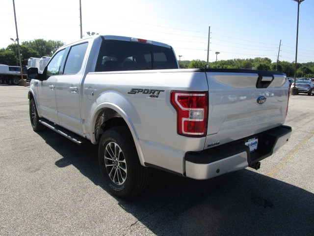 2018 F-150 SuperCrew Cab 4x4,  Pickup #F180541 - photo 8