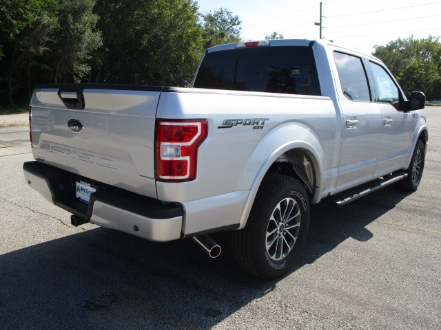 2018 F-150 SuperCrew Cab 4x4,  Pickup #F180541 - photo 2