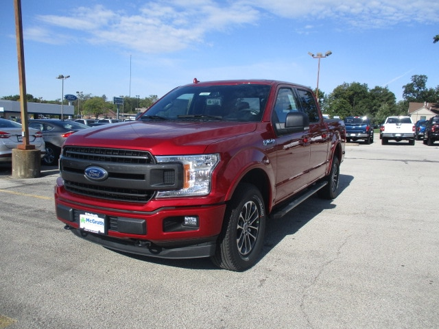 2018 F-150 SuperCrew Cab 4x4,  Pickup #F180554 - photo 4