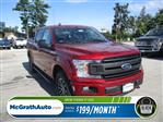 2018 F-150 SuperCrew Cab 4x4,  Pickup #F180554 - photo 1