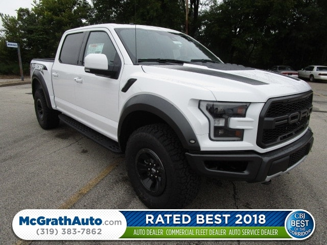 2018 F-150 SuperCrew Cab 4x4,  Pickup #F180568 - photo 1