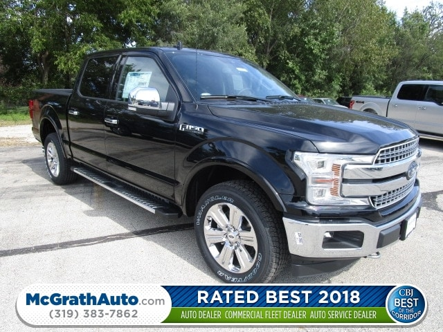 2018 F-150 SuperCrew Cab 4x4,  Pickup #F180574 - photo 1