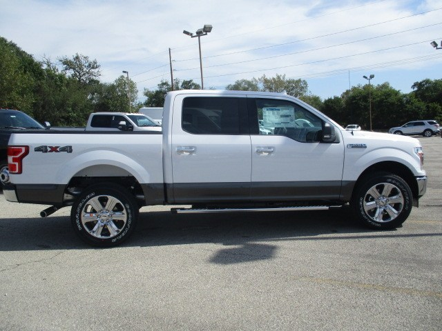2018 F-150 SuperCrew Cab 4x4,  Pickup #F180597 - photo 10