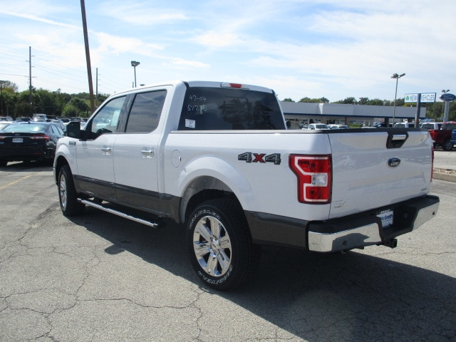 2018 F-150 SuperCrew Cab 4x4,  Pickup #F180597 - photo 8