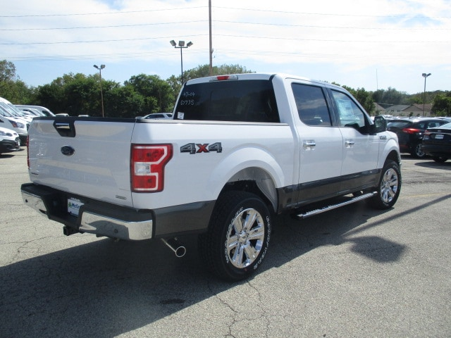 2018 F-150 SuperCrew Cab 4x4,  Pickup #F180597 - photo 2