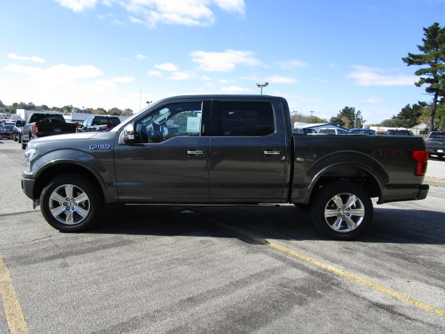 2018 F-150 SuperCrew Cab 4x4,  Pickup #F180605 - photo 7