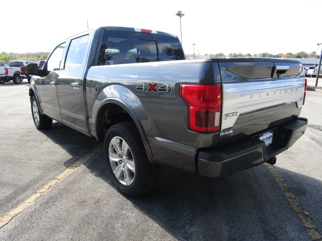 2018 F-150 SuperCrew Cab 4x4,  Pickup #F180605 - photo 8