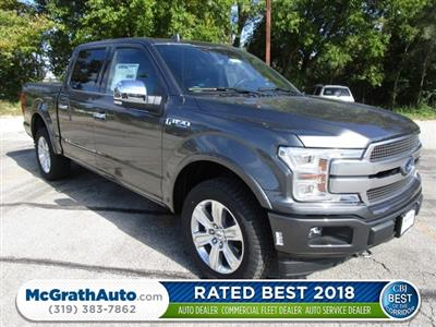 2018 F-150 SuperCrew Cab 4x4,  Pickup #F180605 - photo 1