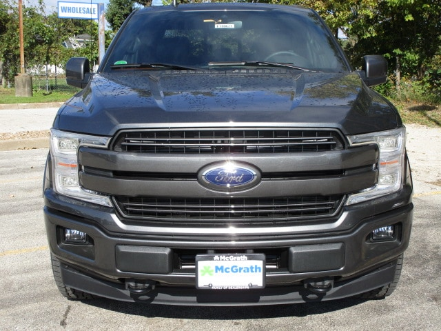 2018 F-150 SuperCrew Cab 4x4,  Pickup #F180621 - photo 3