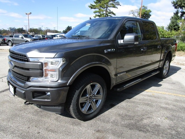 2018 F-150 SuperCrew Cab 4x4,  Pickup #F180621 - photo 4