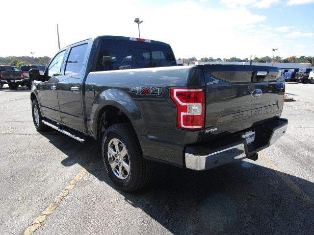 2018 F-150 SuperCrew Cab 4x4,  Pickup #F180635 - photo 8