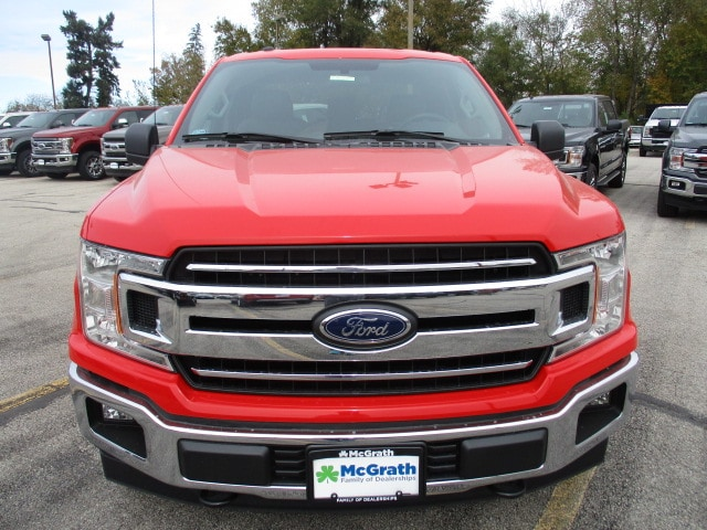 2018 F-150 Super Cab 4x4,  Pickup #F180654 - photo 3