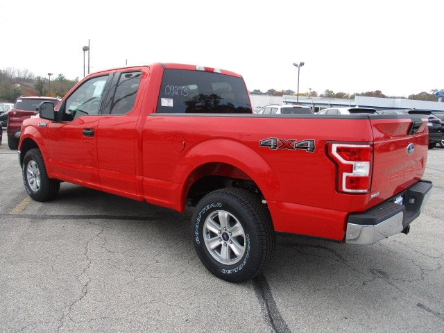 2018 F-150 Super Cab 4x4,  Pickup #F180654 - photo 8