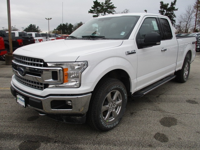 2018 F-150 Super Cab 4x4,  Pickup #F180664 - photo 4