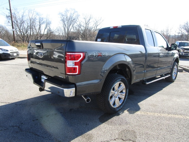2018 F-150 Super Cab 4x4,  Pickup #F180666 - photo 2