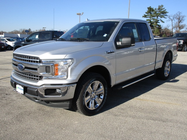 2018 F-150 Super Cab 4x4,  Pickup #F180671 - photo 4
